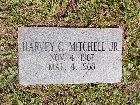 MITCHELL, HARVEY C., JR - Hancock County, Mississippi | HARVEY C., JR MITCHELL - Mississippi Gravestone Photos