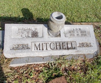 "MITCHELL, VIRGIAL M ""VERGIE"" - Hancock County, Mississippi 