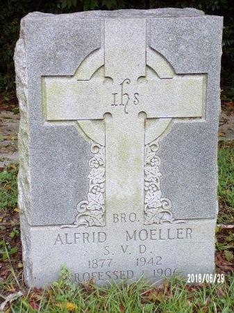 MOELLER, BR, ALFRID - Hancock County, Mississippi   ALFRID MOELLER, BR - Mississippi Gravestone Photos