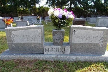 THOMPSON MONROE, ADELE - Hancock County, Mississippi | ADELE THOMPSON MONROE - Mississippi Gravestone Photos