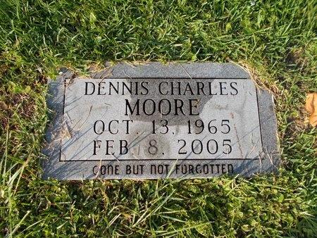 MOORE, DENNIS CHARLES - Hancock County, Mississippi | DENNIS CHARLES MOORE - Mississippi Gravestone Photos
