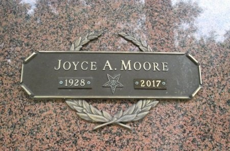 MOORE, JOYCE - Hancock County, Mississippi | JOYCE MOORE - Mississippi Gravestone Photos