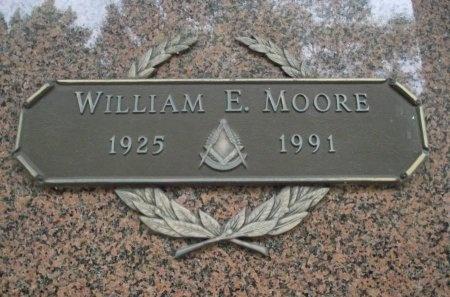 MOORE, WILLIAM E - Hancock County, Mississippi | WILLIAM E MOORE - Mississippi Gravestone Photos