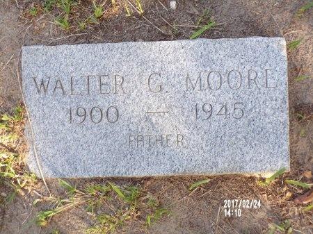 MOORE, WALTER G - Hancock County, Mississippi | WALTER G MOORE - Mississippi Gravestone Photos