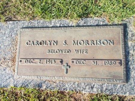 MORRISON, CAROLYN S - Hancock County, Mississippi | CAROLYN S MORRISON - Mississippi Gravestone Photos