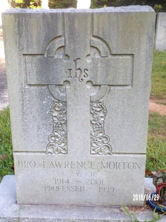 MORTON, BRO, LAWRENCE - Hancock County, Mississippi   LAWRENCE MORTON, BRO - Mississippi Gravestone Photos