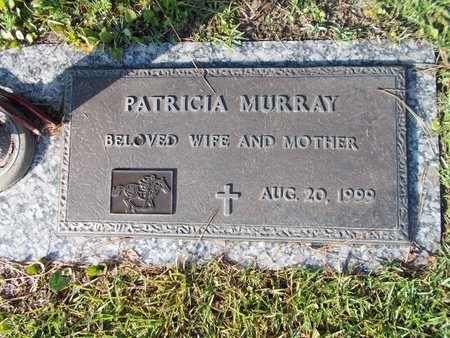 MURRAY, PATRICIA - Hancock County, Mississippi | PATRICIA MURRAY - Mississippi Gravestone Photos