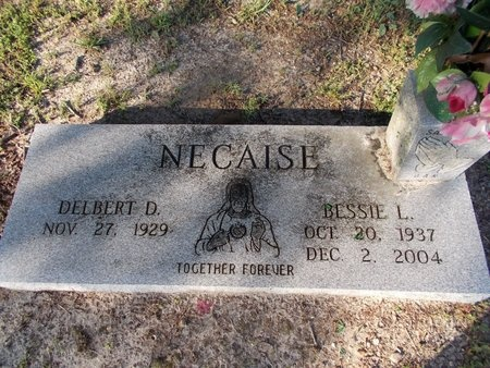 NECAISE, BESSIE L - Hancock County, Mississippi | BESSIE L NECAISE - Mississippi Gravestone Photos