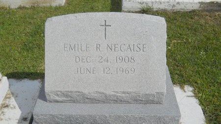 NECAISE, EMILE R - Hancock County, Mississippi | EMILE R NECAISE - Mississippi Gravestone Photos