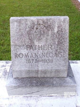 NECAISE, ROMAN - Hancock County, Mississippi | ROMAN NECAISE - Mississippi Gravestone Photos