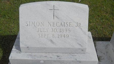 NECAISE, SIMON, JR - Hancock County, Mississippi   SIMON, JR NECAISE - Mississippi Gravestone Photos