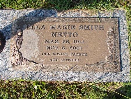 NETTO, ELLA MARIE - Hancock County, Mississippi | ELLA MARIE NETTO - Mississippi Gravestone Photos
