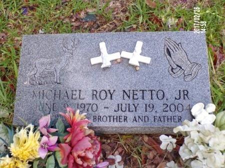 NETTO, MICHAEL ROY, JR - Hancock County, Mississippi | MICHAEL ROY, JR NETTO - Mississippi Gravestone Photos