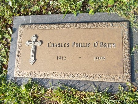 O'BRIEN, CHARLES PHILLIP - Hancock County, Mississippi | CHARLES PHILLIP O'BRIEN - Mississippi Gravestone Photos