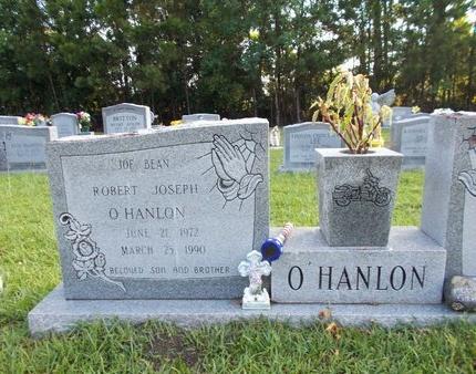 O'HANLON, ROBERT JOSEPH - Hancock County, Mississippi | ROBERT JOSEPH O'HANLON - Mississippi Gravestone Photos