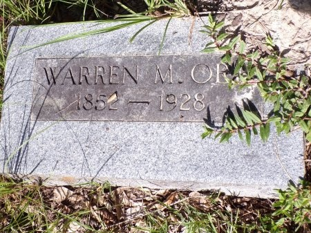 ORR, WARREN M - Hancock County, Mississippi | WARREN M ORR - Mississippi Gravestone Photos