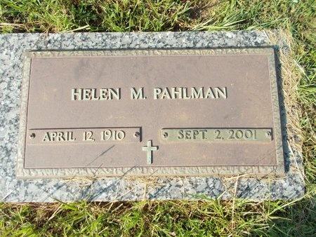 PAHLMAN, HELEN M - Hancock County, Mississippi   HELEN M PAHLMAN - Mississippi Gravestone Photos