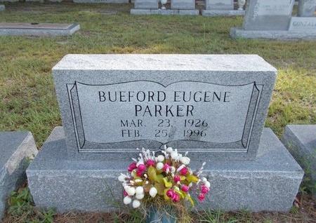 PARKER, BUEFORD EUGENE - Hancock County, Mississippi | BUEFORD EUGENE PARKER - Mississippi Gravestone Photos