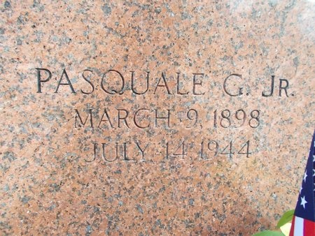 PIAZZA, PASQUALE G., JR - Hancock County, Mississippi   PASQUALE G., JR PIAZZA - Mississippi Gravestone Photos