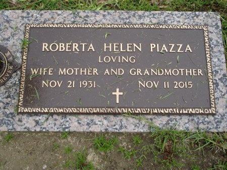 PIAZZA, ROBERTA HELEN - Hancock County, Mississippi | ROBERTA HELEN PIAZZA - Mississippi Gravestone Photos
