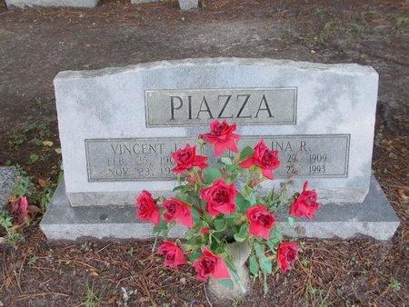 PIAZZA, VINCENT J - Hancock County, Mississippi | VINCENT J PIAZZA - Mississippi Gravestone Photos