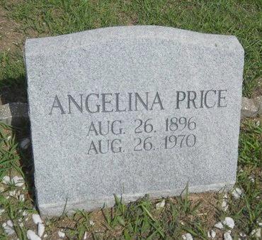 PRICE, ANGELINA - Hancock County, Mississippi | ANGELINA PRICE - Mississippi Gravestone Photos