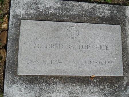 PRICE, MILDRED - Hancock County, Mississippi | MILDRED PRICE - Mississippi Gravestone Photos