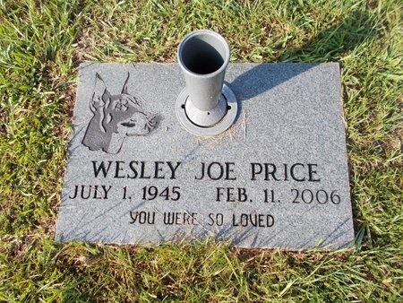 PRICE, WESLEY JOE - Hancock County, Mississippi | WESLEY JOE PRICE - Mississippi Gravestone Photos