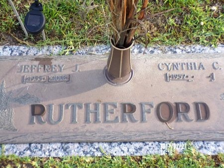 RUTHERFORD, JEFFREY JOSEPH - Hancock County, Mississippi | JEFFREY JOSEPH RUTHERFORD - Mississippi Gravestone Photos