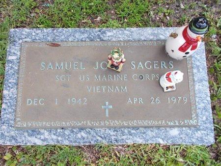 SAGERS (VETERAN VIET), SAMUEL JOEL (NEW) - Hancock County, Mississippi | SAMUEL JOEL (NEW) SAGERS (VETERAN VIET) - Mississippi Gravestone Photos