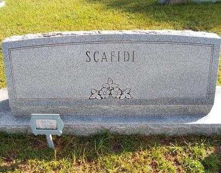 SCAFIDI, SAMUEL JOSEPH - Hancock County, Mississippi   SAMUEL JOSEPH SCAFIDI - Mississippi Gravestone Photos