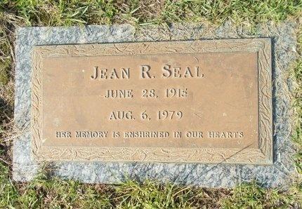 SEAL, JEAN R - Hancock County, Mississippi | JEAN R SEAL - Mississippi Gravestone Photos