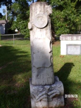 SEAL, JOHN ANTHONY - Hancock County, Mississippi | JOHN ANTHONY SEAL - Mississippi Gravestone Photos