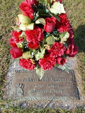 SEUZENEAU, TAMMY RENEE - Hancock County, Mississippi | TAMMY RENEE SEUZENEAU - Mississippi Gravestone Photos