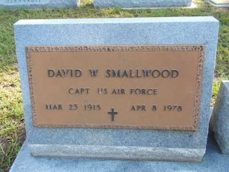 SMALLWOOD (VETERAN), DAVID W (NEW) - Hancock County, Mississippi | DAVID W (NEW) SMALLWOOD (VETERAN) - Mississippi Gravestone Photos