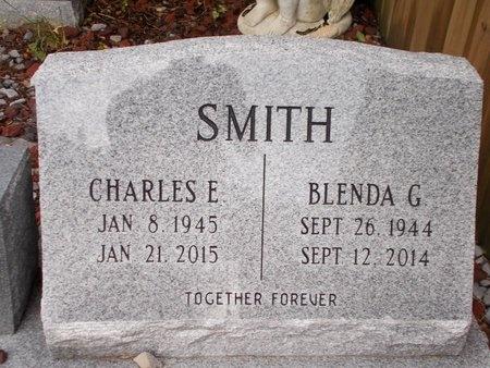 SMITH, BLENDA G - Hancock County, Mississippi | BLENDA G SMITH - Mississippi Gravestone Photos