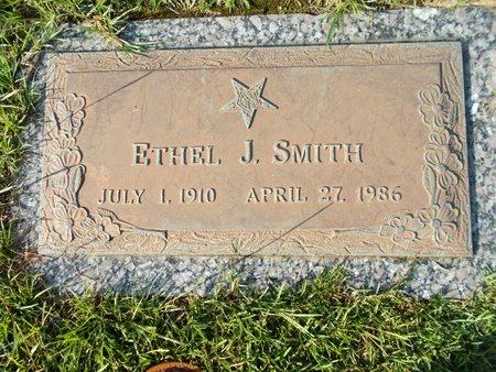 SMITH, ETHEL J - Hancock County, Mississippi | ETHEL J SMITH - Mississippi Gravestone Photos