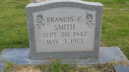SMITH, FRANCIS C - Hancock County, Mississippi | FRANCIS C SMITH - Mississippi Gravestone Photos
