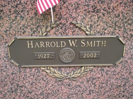 SMITH, HARROLD W - Hancock County, Mississippi | HARROLD W SMITH - Mississippi Gravestone Photos