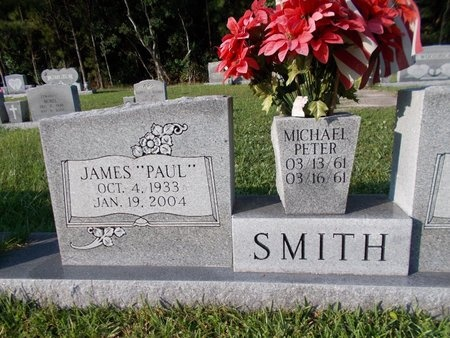 "SMITH, JAMES ""PAUL"" - Hancock County, Mississippi 