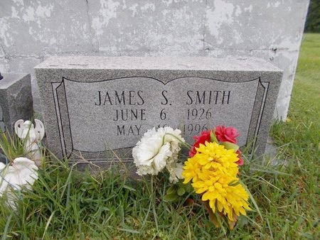 SMITH, JAMES S - Hancock County, Mississippi | JAMES S SMITH - Mississippi Gravestone Photos