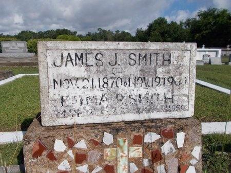 SMITH, JAMES J, SR - Hancock County, Mississippi | JAMES J, SR SMITH - Mississippi Gravestone Photos