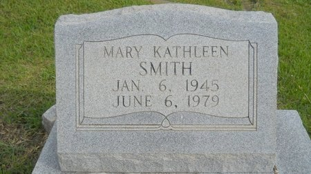 SMITH, MARY KATHLEEN - Hancock County, Mississippi   MARY KATHLEEN SMITH - Mississippi Gravestone Photos