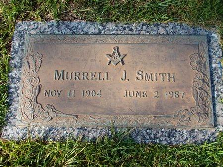 SMITH, MURRELL J - Hancock County, Mississippi | MURRELL J SMITH - Mississippi Gravestone Photos