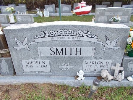 SMITH, MARLON D - Hancock County, Mississippi | MARLON D SMITH - Mississippi Gravestone Photos