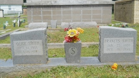 SMITH, OLIGE - Hancock County, Mississippi | OLIGE SMITH - Mississippi Gravestone Photos
