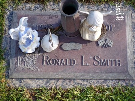 SMITH, RONALD L - Hancock County, Mississippi   RONALD L SMITH - Mississippi Gravestone Photos