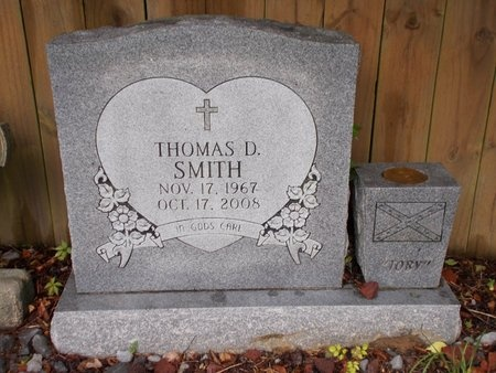 SMITH, THOMAS D - Hancock County, Mississippi | THOMAS D SMITH - Mississippi Gravestone Photos