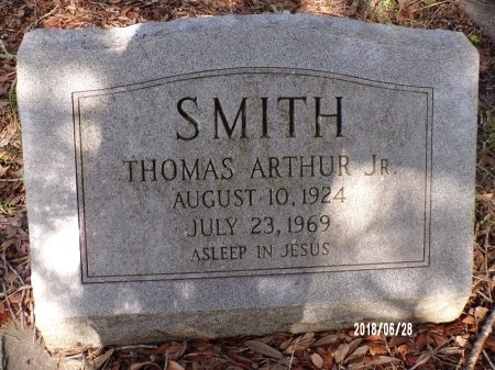 SMITH, THOMAS ARTHUR, JR - Hancock County, Mississippi | THOMAS ARTHUR, JR SMITH - Mississippi Gravestone Photos