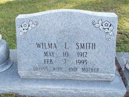 SMITH, WILMA L - Hancock County, Mississippi   WILMA L SMITH - Mississippi Gravestone Photos